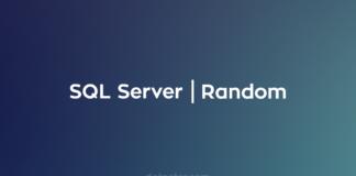 SQL Server - Random